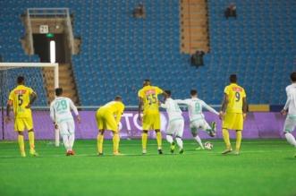 #الاهلي_التعاون .. الراقي يفوز بشق الأنفس في مباراة الأهداف السبعة - المواطن