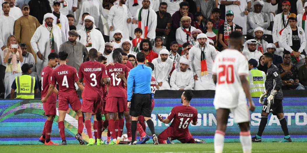 قطر والإمارات .. العنابي يعبر إلى نهائي كأس آسيا بإسقاط صاحب الأرض برباعية