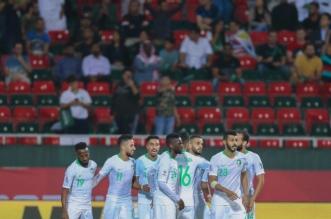 مباراة السعودية وكوريا الشمالية .. هتان يسجل الهدف الـ1000 للأخضر - المواطن