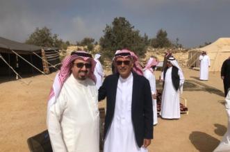 احتفاء بالشاعر الأمير بدر بن عبدالمحسن في بللسمر - المواطن