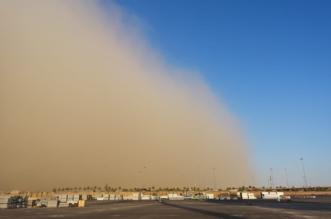 الأرصاد : موجة غبار تداهم 6 مناطق - المواطن