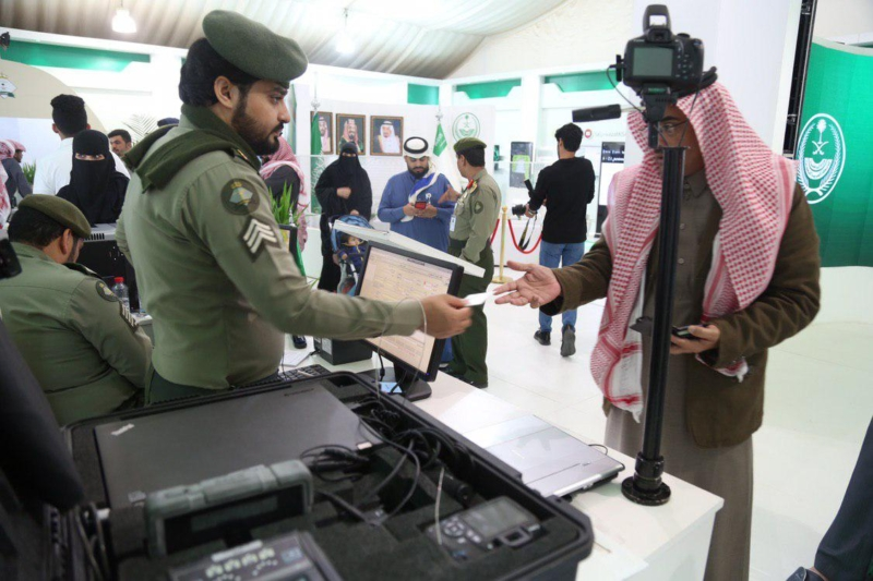 أكثر من 70 جواز سفر و270 هوية مقيم تم إنجازها لزوار الجنادرية - المواطن