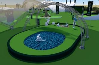 قرية الغولف العائليةأولى الفعاليات المصاحبة للبطولة السعودية الدولية للمحترفين - المواطن