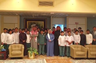 مبادرة السفير لتعليم طلاب المدارس العلوم والتكنولوجيا والهندسة والرياضيات - المواطن