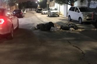 القمامة تتكدس في روابي الرياض بسبب انتقام عمال البلدية! - المواطن