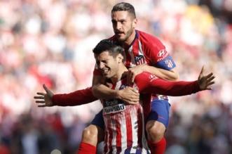 أتلتيكو مدريد ضد فياريال