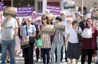 حزب العمال البريطاني يطالب باستفتاء ثانٍ حول الخروج من الاتحاد الأوروبي - المواطن