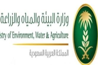 البيئة والمياه والزراعة