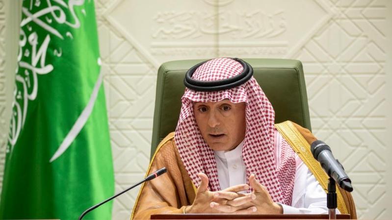 الجبير: سيادة المملكة ومؤسساتها القضائية في قضية خاشقجي غير قابلة للتفاوض