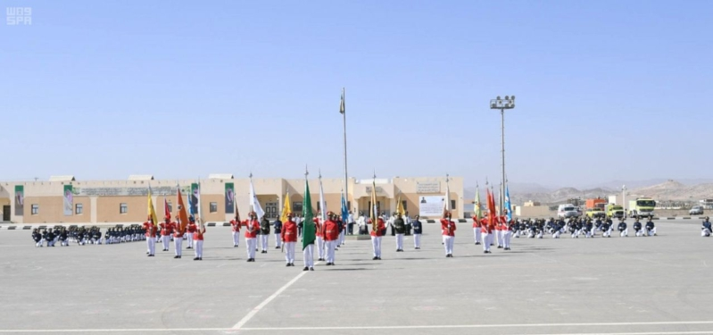 شروط التعيين على الوظائف العسكرية في الأفواج الأمنية