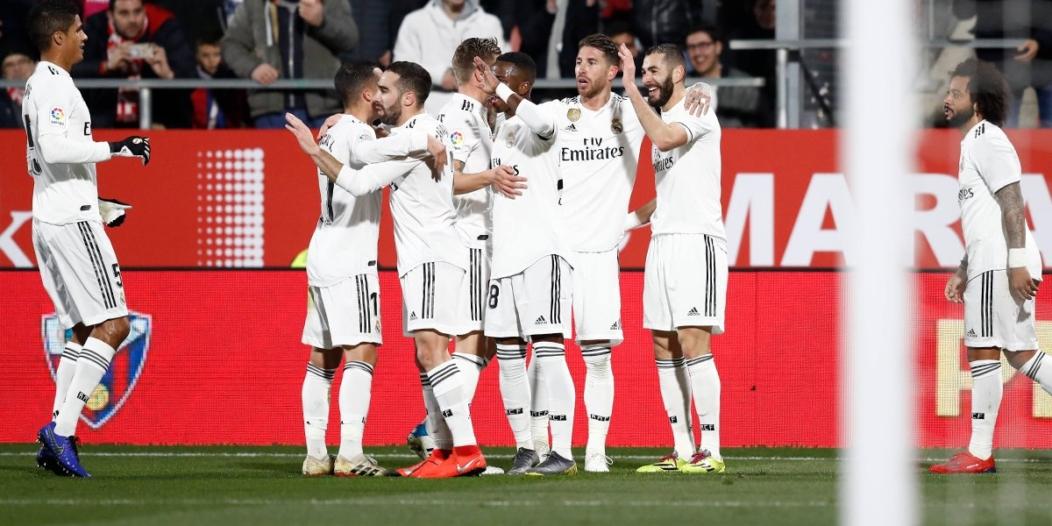 ترتيب الدوري الإسباني قبل مباراة الريال ضد ألافيس