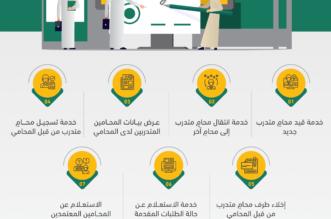7 خدمات إلكترونية جديدة تقدمها العدل للمحامين والمتدربين - المواطن