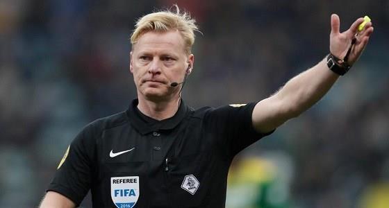 صافرة هولندية تضبط مباراة الرائد ضد العدالة