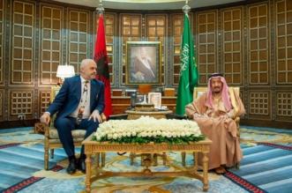 الملك سلمان يبحث سبل تعزيز العلاقات مع رئيس وزراء ألبانيا - المواطن