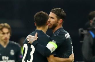 راموس مهدد بالغياب عن مباراة الريال ضد برشلونة - المواطن