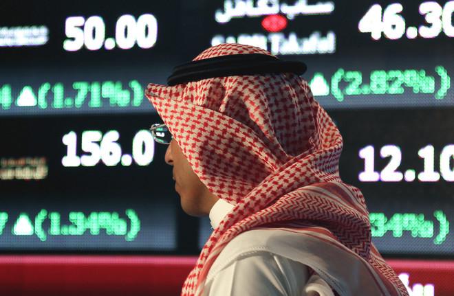 مؤشر الأسهم السعودية يكسب 59 نقطة بتداولات تجاوزت 7.9 مليارات ريال