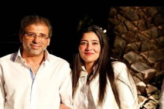 أول تعليق من شاليمار شربتلي زوجة خالد يوسف على الفيديو الفاضح - المواطن