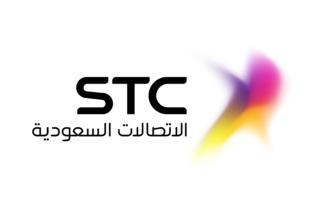شركة الاتصالات السعودية شعار stc