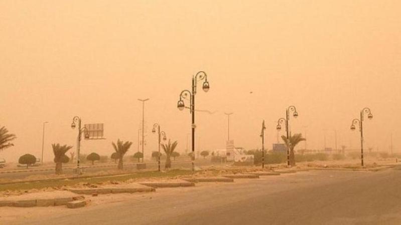 طقس اليوم غير مستقر وغبار على 5 مناطق