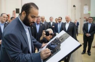 فضاء واسع بين السعودية والصين بتوثيق من الأمير محمد بن سلمان.. فوق هام السحب - المواطن