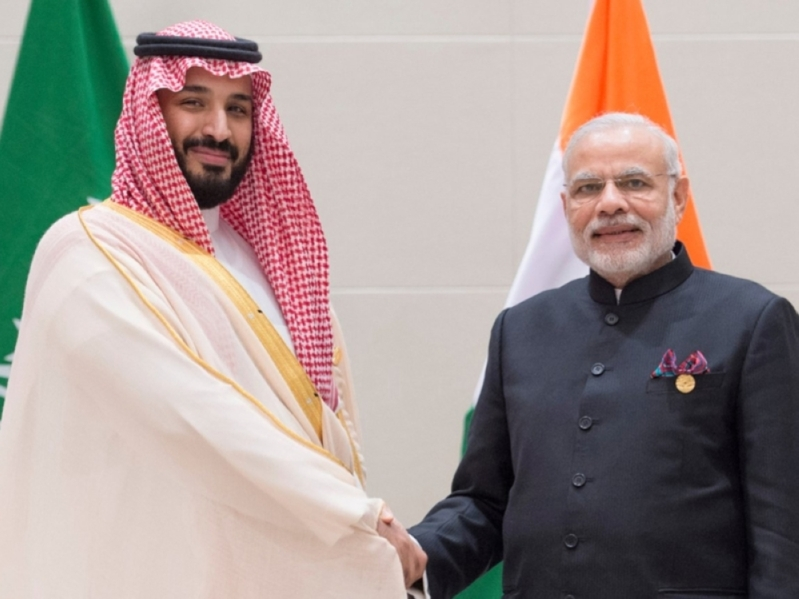 حلم 2030 يجمع رؤية الأمير محمد بن سلمان وخبراء الهند