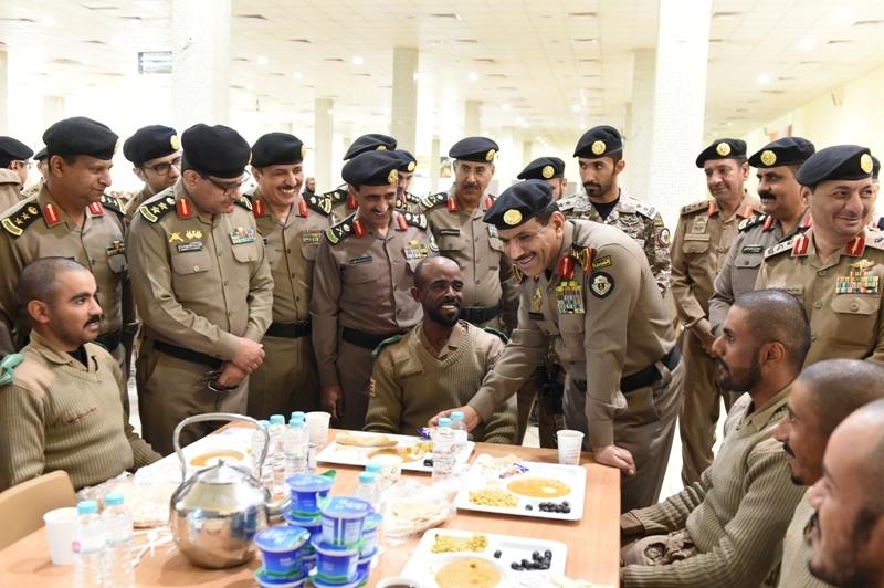 شاهد الصور..  مدير الأمن العام يفتتح معهد التدريب النسوي - المواطن