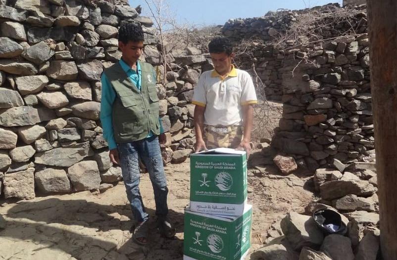 35,000 كرتون من التمور تستهدف 3 محافظات يمنية