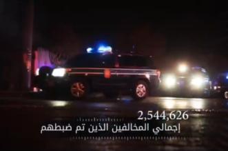 فيديو.. الحملات الأمنية توقع بأكثر من 250 ألف مخالف - المواطن