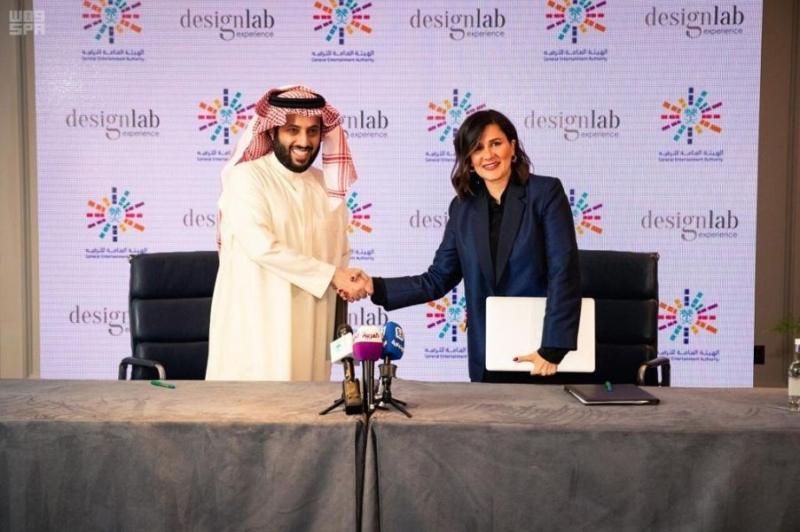 آل الشيخ يدعم قطاع الترفيه باتفاقيات ومذكرات تفاهم بلندن.. مدن متنقلة وسينمات خارجية - المواطن