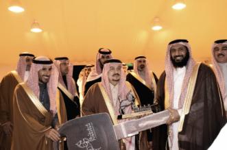 أمير الرياض بختام مهرجان عبيَّه: الخيل جميلة والأجمل أن يكون لها هذا الاهتمام والعناية - المواطن