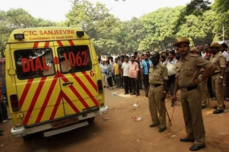 مشروبات سامة تودي بحياة 39 شخصاً في الهند - المواطن