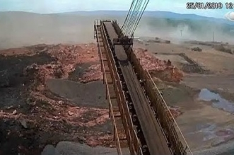 شاهد بالفيديو.. لحظة انهيار سد البرازيل ومقتل وفقدان المئات - المواطن