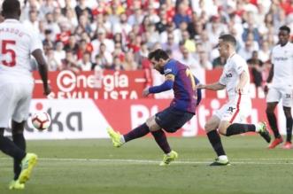 إشبيلية ضد برشلونة