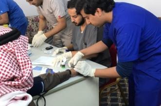 205 مستفيدين من قافلة الكوثر الصحية 2 في حبيل رجال ألمع - المواطن
