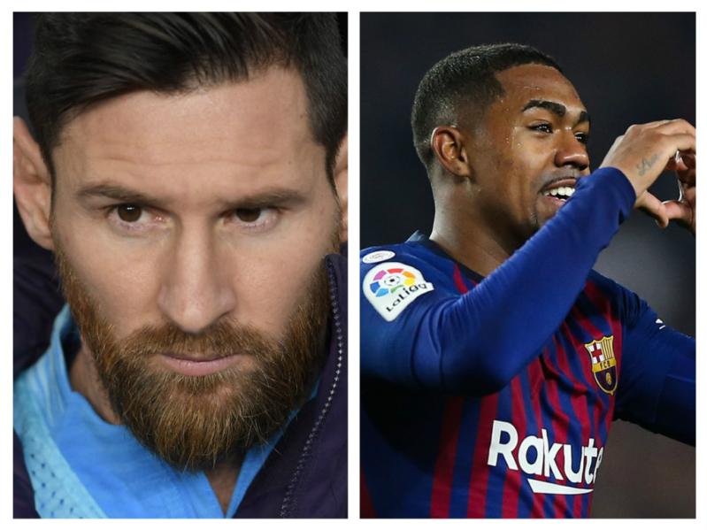 برشلونة ضد الريال