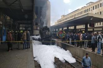 فيديو وصور.. أول تعليق من النائب العام المصري على حادث القطار - المواطن