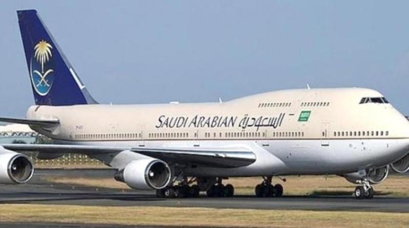 الخطوط السعودية توفر مقاعد للراغبين في مغادرة لبنان وتعفيهم من الغرامات