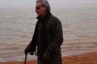 شاهد..الوليد بن طلال بجوار بحيرة في الصحراء: هنا الرياض وليس المالديف - المواطن