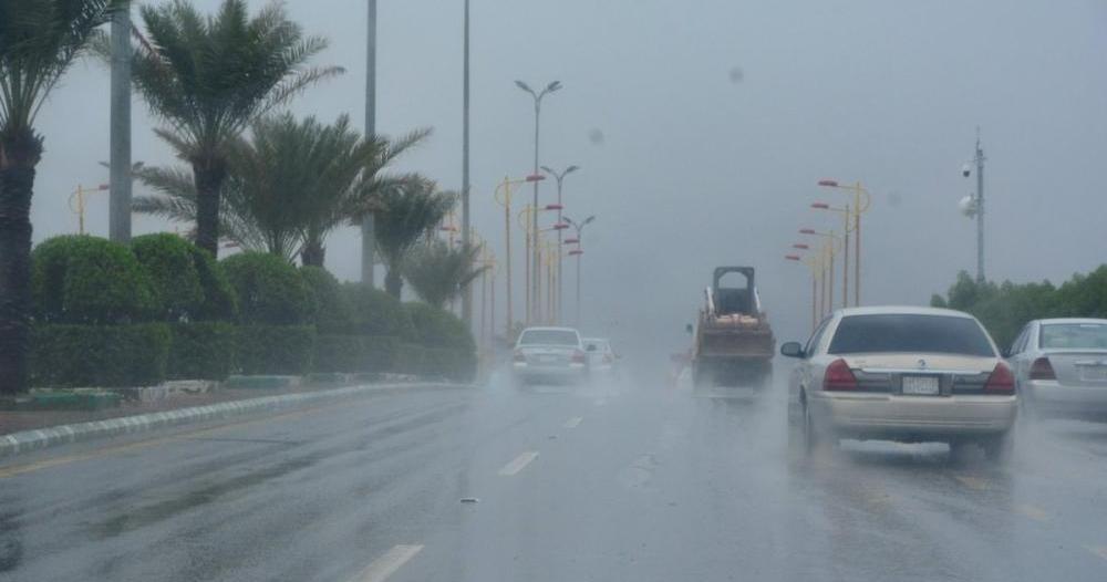الأرصاد تصدر تنبيهاً من أمطار رعدية على الطائف وميسان