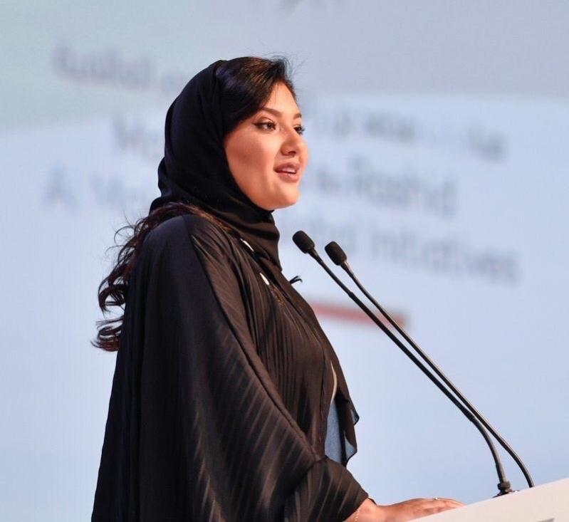 تعليق ريما بنت بندر بعد فوزها بعضوية الأولمبية الدولية