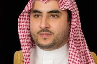 خالد بن سلمان: التعاون السعودي الإماراتي حجر الزاوية لأمن واستقرار المنطقة - المواطن
