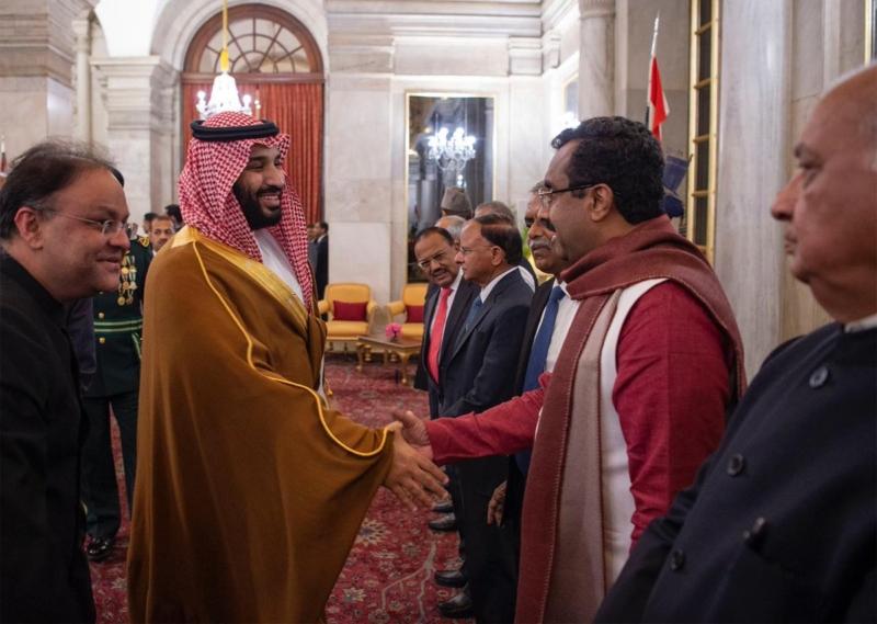 الأمير محمد بن سلمان: تسارع أكبر في العلاقات مع الهند بعد تأسيس المجلس التنسيقي - المواطن