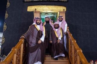 الأمير محمد بن سلمان يتابع سير العمل في مشاريع الحرم المكي - المواطن