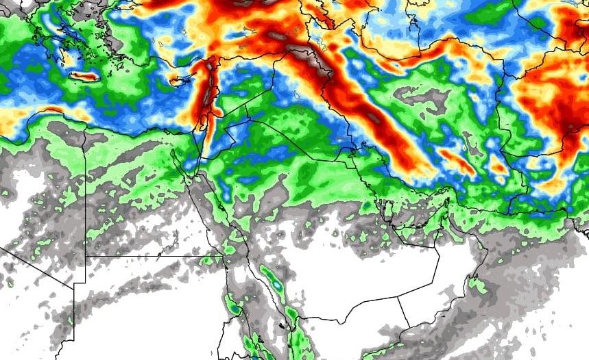 طقس رمضان .. أمطار رعدية وارتفاع درجات الحرارة في مكة والمدينة