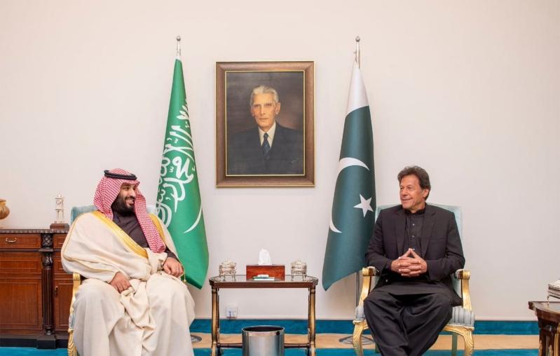 من المسؤول عن دفّة الاستثمارات بين السعودية وباكستان؟