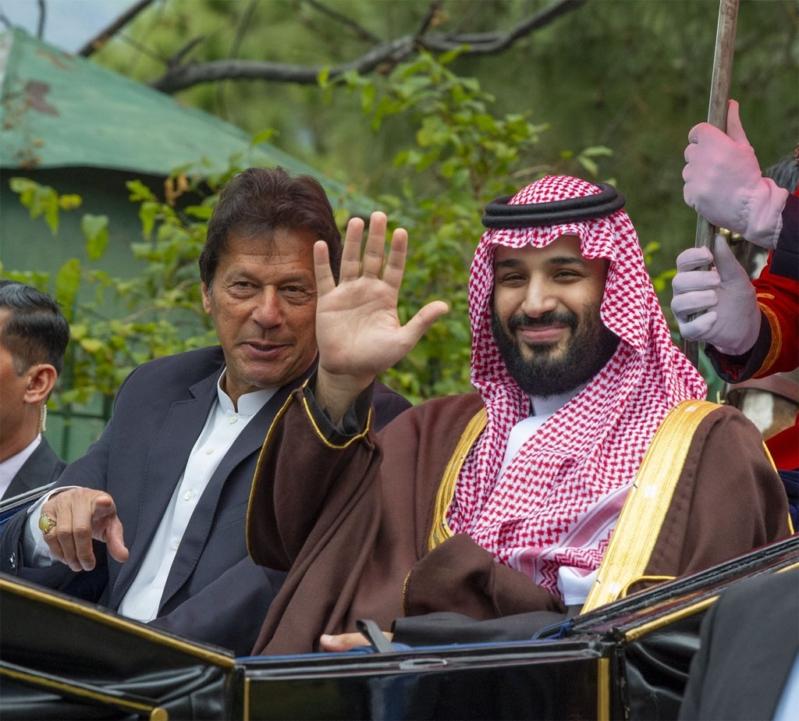 السعودية وباكستان عمق إستراتيجي ومصالح مشتركة تتوجها استثمارات رؤية 2030