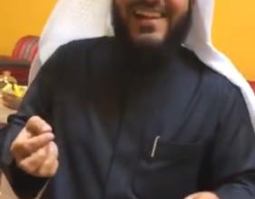 فيديو.. مشاري العفاسي يتناول وجبة جراد - المواطن