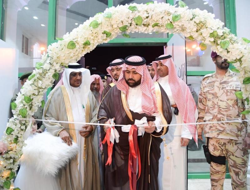 نائب أمير جازان يدشن ملتقى الوفاء لأسر الشهداء
