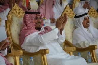 تركي بن هذلول يشهد ثلاثية نجران في شباك جدة - المواطن