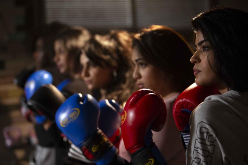 بنات الملاكمة .. 5 شابات مكافحات يصارعن المجتمع وأخريات يحلمن بالأمومة